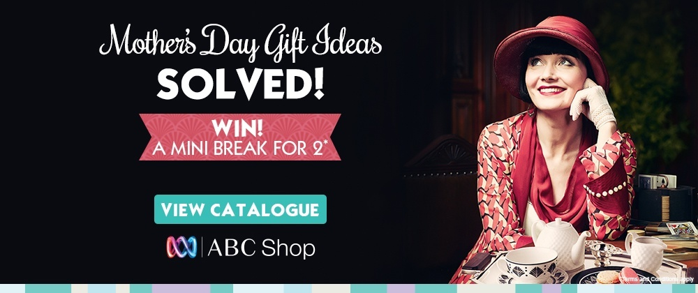 ABC Shop - 6th May - 10th May