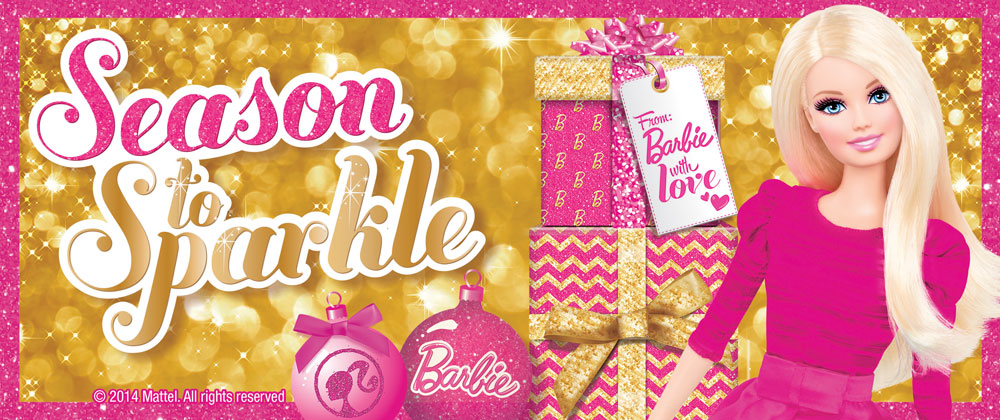 Barbie - 26th November - 2nd December