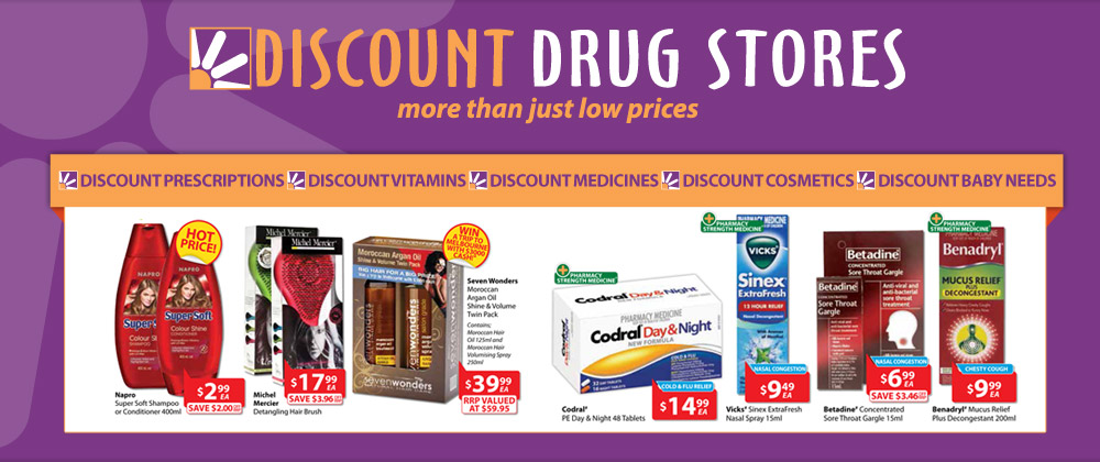 Discount Drug Store 15-21 May 2013 NEW SITE