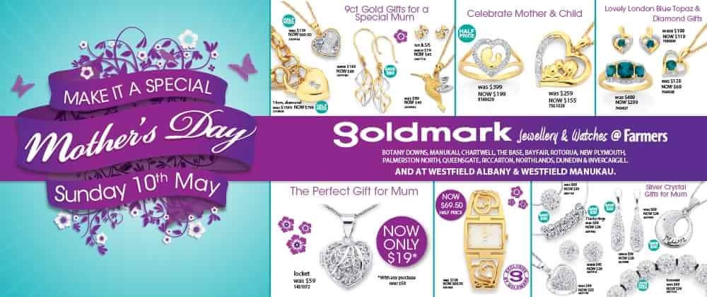 Gold Mark April 2015