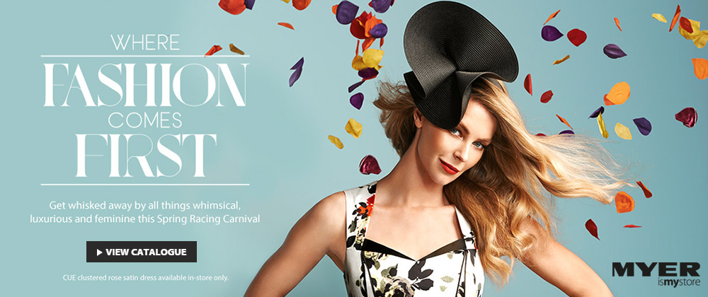 Myer - 15th October - 21st October