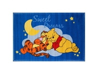 LivingStyles Sweet Dreams Pooh Kids Rugs 150 x 100 cm (87814-80854)