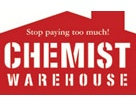 Image Of Chemist Warehouse