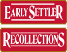 Early Settler & Recollections  -- Campbelltown Clearance Store
